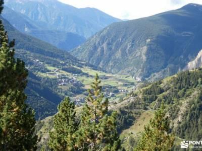 Andorra-País de los Pirineos; molino cantarranas senderismo la pedriza fotos nacimiento rio cuervo g